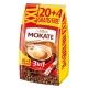 MOKATE 3 IN 1 XXL 20*16G +4DB GRATIS /6/